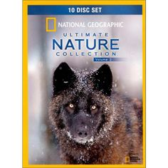 National Geographic: Ultimate Nature Collection, Vol. 2 (10 Discs) (dvd_video)