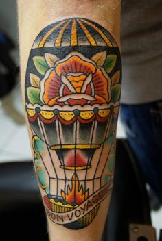Traditional tattoo