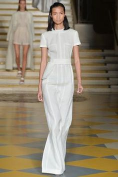 Emilia Wickstead Spring 2015 Ready-to-Wear Fashion Show: Complete Collection - Style.com, Photo:Stefano Masse/Indigitalimages