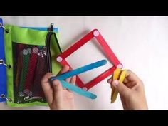 10 Easy Busy Bags - YouTube