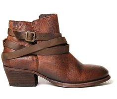 Women's Horrigan (Tan) Leather Ankle Boots | H by Hudson