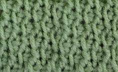 My Tunisian Crochet: Tunisian Simple / Spiral Stitch