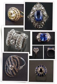 Gioielleria Pennisi Instagram http://www.vogue.fr/mariage/bijoux/diaporama/mariage-compte-bagues-de-fiancailles-vintage-sur-instagram/21897/image/1137127