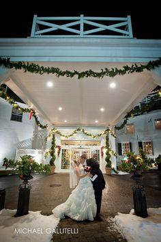 Winter Wonderland Weddings - Glen Sanders Mansion