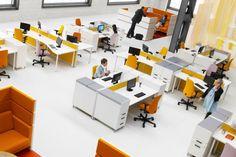 Kinnarps series[e]one office landscape