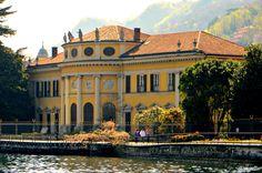 Villa Saporiti, Como