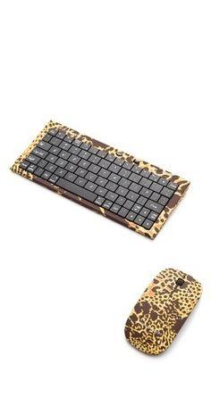 Rebecca Minkoff Keyboard & Mouse Set @ shopbop.com
