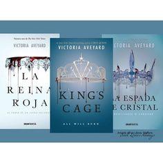 Traducción [SINOPSIS REINA ROJA 3] #KINGSCAGE / #LAJAULADELREY – VICTORIA…
