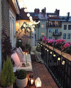 """6,063 Likes, 59 Comments - CC-styling (@casachicks) on Instagram: """"Love it✨ Cred: @parvinsharifi Virkelig bare så harmonisk og lekkert på denne terrassen. Så full…"""""""