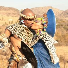 Zulu wedding African Love, African Theme, African Dress, African Style, Black Love, Black Is Beautiful, Zulu Wedding, Zulu Warrior, African Traditional Wear