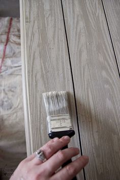 Faux Reclaimed Wood Table Top How-To - Bless'er House