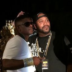 Bun B was there, too. | 13 Things We Learned From Lil Boosie's Post-Prison Press Conference
