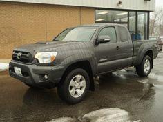 2012 Toyota Tacoma, 35,351 miles, $25,775.