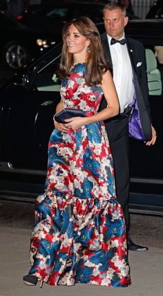 When Kate Middleton stepped onto the red carpet at the 100 Women in Hedge Funds dinner, our jaws dropped to the floor. Her Erdem dress made for one of the bigge