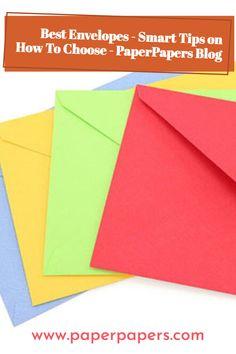 Window Envelopes, Square Envelopes, Card Envelopes, Envelope Size Chart, Envelope Sizes, Form Style, Business Envelopes, Matching Cards