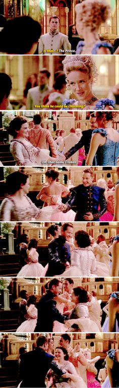 """Cinderella, Snow White and Prince Charming - 6 * 3 """"The Other Shoe"""""""