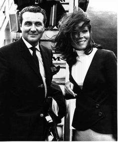 The Avengers, The Original Avengers, Avengers Series, Emma Peel, Spy Shows, Uk Tv Shows, Diana Riggs, 1960s Tv Shows, Dame Diana Rigg