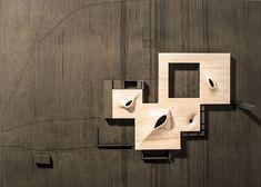 Allied Works Architecture — Arvo Pärt Centre, architectural model, maquette, model