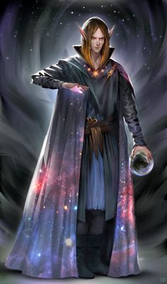 Tags: Fantasy art, male character, elf, wizard, mage, sorcerer MZLowe Author verified link on 10/22/2017 Source: Artist's page on ArtStation.com Artist: Sapphire ART Title: 1109