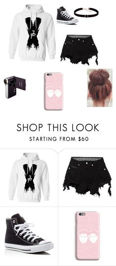 """""""Jake Paul (team ten)"""" by superduperbri on Polyvore featuring Paul by Paul Smith, County Of Milan, Converse and Astrid & Miyu"""