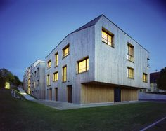 Retirement Home / Atelier Zündel & Cristea