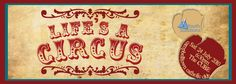 Life is a CIRCUS !!!!  font