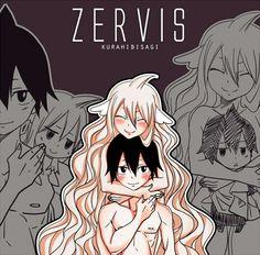 Zervis ♥ Zervis ama diğer shiplerde olu~r. Ayrıca saçma teorilerim … #hayrankurgu # Hayran Kurgu # amreading # books # wattpad