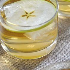 Liquid Apple Pie    Ingredients:        2 ounces Zubrowka      3 ounces apple juice      slices of apple for garnish    Procedures:    Make sure ingredients are well chilled. Vodka should freeze overnight and apple juice can be placed in the freezer for 20 minutes before mixing.    Mix ingredients, add ice and apple garnish & serve!