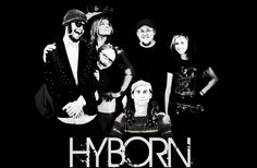 Check out Hyborn on ReverbNation