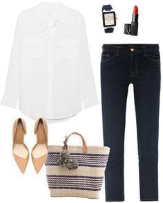 The Matchbook Staple The Classic White Shirt
