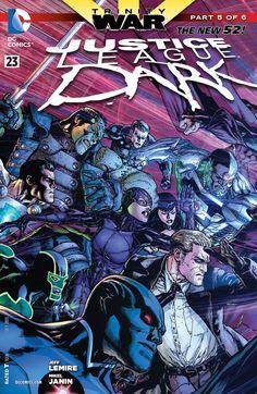 Justice League Dark - Part 23 - Trinity War - Part 05 - Album on Imgur