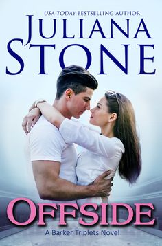 Offside by Juliana Stone  3 stars