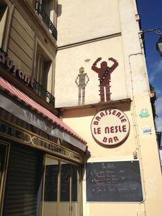Post with 0 votes and 21 views. Star Wars street art in Paris Graffiti, Street Art, Rocks, Star Wars, Paris, Cool Stuff, Montmartre Paris, Paris France, Stone