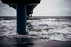 SIMONE SEVENICH PHOTOGRAPHER: Stürmische See an der Ostsee - Fotografieren mit d...