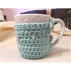 Mint Green Coffee Cup