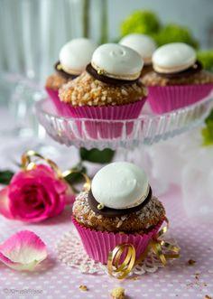 Lakitetut muffinssit