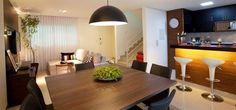 ideias criativas de salas com copa e cozinha - Pesquisa Google