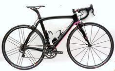 Pinarello Dogma2 Giro d'Italia Camapagnolo Record EPS by La Bicicletta Toronto, via Flickr