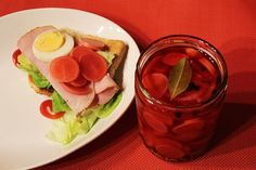 Nakládané ředkvičky | Obložte si sendvič pikantní zeleninou - Powered by @ultimaterecipe