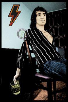 AC/DC - Bon Scott - my Color Edit
