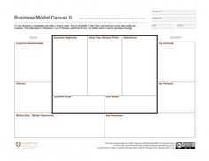 Better Business Model Canvas