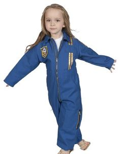 Blue Angels Flight Suit   Ideal for any child who dreams of being a Blue Angel. This flightsuit has numerous pockets, zippers, stripes and patches just like the real Blue Angels.   Sizes: Youth 2-10   *MADE IN THE USA*    Size Chart Located Under Details Tab