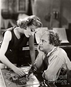 1933 Joan Crawford, Larry Fine