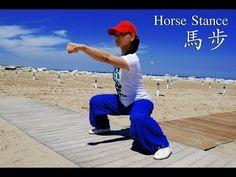 WUSHU TUTORIAL: Horse Stance - YouTube