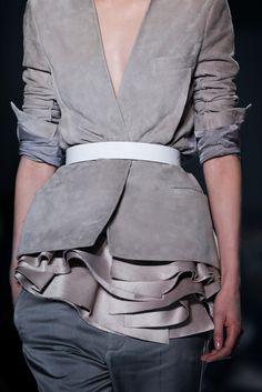 Sfilata Haider Ackermann Parigi - Collezioni Primavera Estate 2015 - Vogue