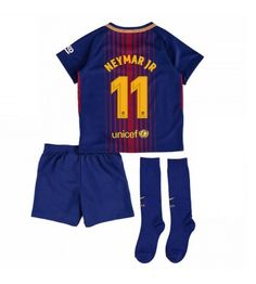 Barcelona Neymar Jr 11 Dětské Domácí Dres 17-18 Krátký Rukáv Neymar Jr, Fc Barcelona, Sports, Tops, Fashion, Hs Sports, Moda, Fashion Styles, Sport