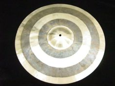 """DRUM CYMBAL - 20"""" RAW - HEAVY RIDE - ACCENT PERCUSSION by EDMBG. $61.99. BRAND NEW - BRASS HEAVY RIDE CYMBAL!  20"""" inch. Finish Style: RAW - brass stripes are """"raw"""" and unfinished on the top surface. Makes for a slightly Darker sounding cymbal. Made in China - Unbranded  BRAND NEW!"""