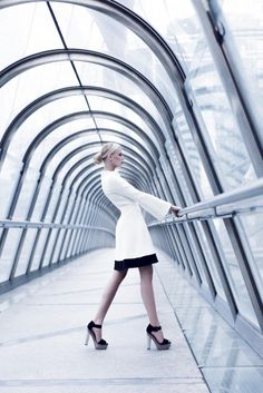Black and White Fashion Inspiration