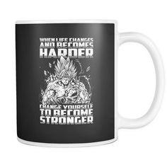 Super Saiyan Bardock become stronger 11oz Coffee Mug - TL00475M1