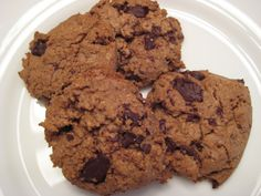 teff peanut butter chocolate chip cookies - one of my most popular dessert recipes!